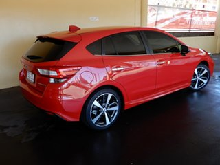 2019 Subaru Impreza MY19 2.0I-S (AWD) Red Continuous Variable Hatchback.