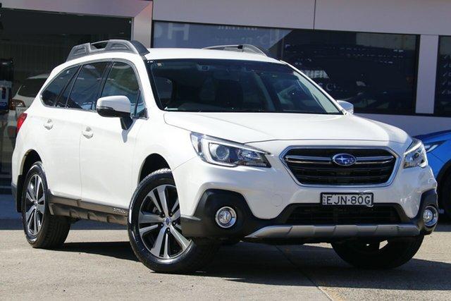 Used Subaru Outback MY20 2.5i AWD, 2019 Subaru Outback MY20 2.5i AWD White Pearl Continuous Variable Wagon