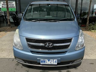 2008 Hyundai iMAX TQ Blue 4 Speed Automatic Wagon.