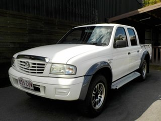 2006 Mazda Bravo B4000 DX 4x2 White 5 Speed Manual Utility