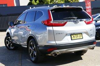 2018 Honda CR-V MY18 VTi-LX (AWD) Grey Continuous Variable Wagon.