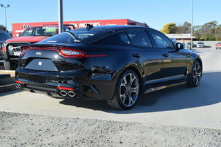 2020 Kia Stinger CK MY20 GT Fastback Aurora Black 8 Speed Sports Automatic Sedan