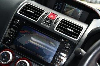 2017 Subaru WRX V1 MY17 STI AWD Premium Crystal Black 6 Speed Manual Sedan