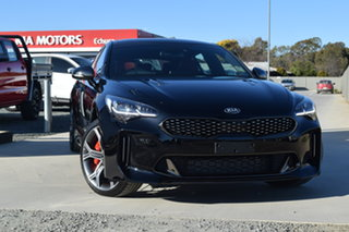 2020 Kia Stinger CK MY20 GT Fastback Aurora Black 8 Speed Sports Automatic Sedan.