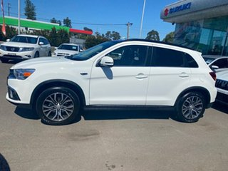 2019 Mitsubishi ASX XC MY19 Exceed 2WD White 1 Speed Constant Variable Wagon