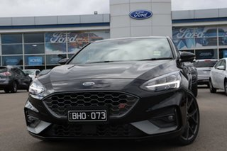 2020 Ford Focus SA 2020.25MY ST Agate Black 7 Speed Automatic Hatchback