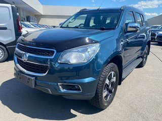 2016 Holden Trailblazer RG MY17 LTZ Blue 6 Speed Sports Automatic Wagon.