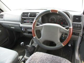 2001 Suzuki Jimny SN413 Silver Manual Wagon