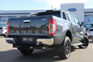 2020 Ford Ranger PX MkIII 2020.75MY XLT Meteor Grey 10 Speed Sports Automatic Double Cab Pick Up