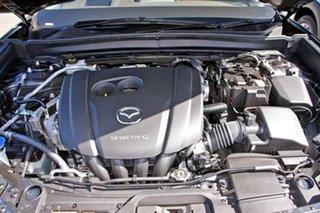 2020 Mazda CX-30 DM4WLA G25 SKYACTIV-Drive i-ACTIV AWD Touring Machine Grey 6 Speed Sports Automatic