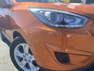 2013 Hyundai ix35 LM2 Active Orange 6 Speed Sports Automatic Wagon.