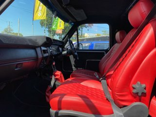 1981 Ford F100 F 4x4 Black 3 Speed Automatic Utility