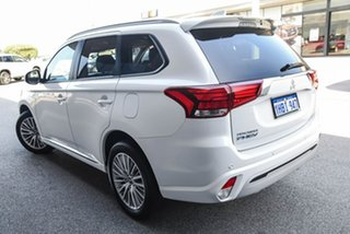 2020 Mitsubishi Outlander ZL MY20 PHEV AWD ES White 1 Speed Automatic Wagon Hybrid.
