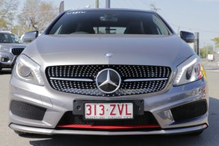 2014 Mercedes-Benz A-Class W176 A250 D-CT Sport Mountain Grey 7 Speed Sports Automatic Dual Clutch