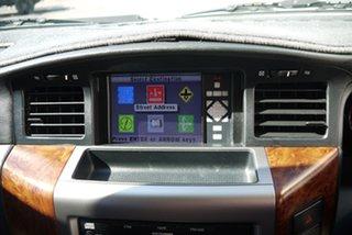 2006 Nissan Patrol GU IV MY06 TI Silver 5 Speed Sports Automatic Wagon