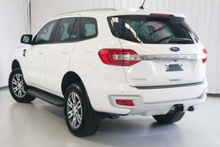 2019 Ford Everest UA II 2019.75MY Trend White 10 Speed Sports Automatic SUV.