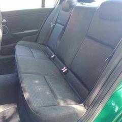 2010 Holden Commodore VE MY10 SV6 Green Sedan