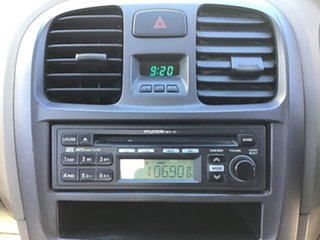 2004 Hyundai Sonata EF-B MY04 5 Speed Manual Sedan