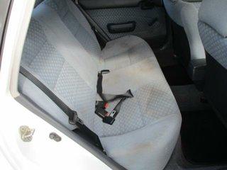 1998 Toyota Corolla AE101R White Automatic Hatchback