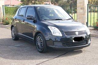 2008 Suzuki Swift EZ 07 Update Black 4 Speed Automatic Hatchback.