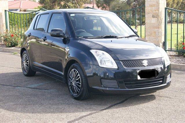 Used Suzuki Swift EZ 07 Update , 2008 Suzuki Swift EZ 07 Update Black 4 Speed Automatic Hatchback