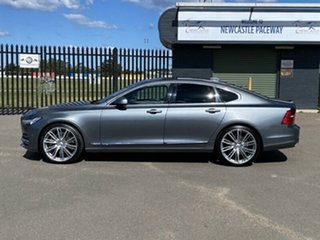 2017 Volvo S90 P Series MY17 T6 Geartronic AWD Inscription Grey 8 Speed Sports Automatic Sedan