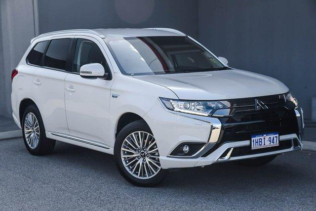 Used Mitsubishi Outlander ZL MY20 PHEV AWD ES, 2020 Mitsubishi Outlander ZL MY20 PHEV AWD ES White 1 Speed Automatic Wagon Hybrid