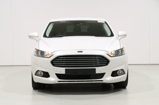 2016 Ford Mondeo MD Trend White 6 Speed Automatic Hatchback.