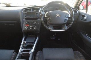 2011 Citroen C4 B7 e-HDi EGS Seduction Gold 6 Speed Sports Automatic Single Clutch Hatchback.