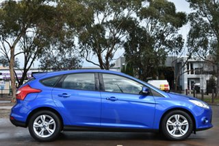 2015 Ford Focus LW MkII MY14 Trend Blue 5 Speed Manual Hatchback.