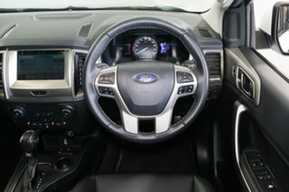 2019 Ford Everest UA II 2019.75MY Trend White 10 Speed Sports Automatic SUV