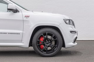 2012 Jeep Grand Cherokee WK MY2013 SRT-8 Alpine White 5 Speed Sports Automatic Wagon