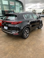 2020 Kia Sportage QL MY20 SX 2WD Cherry Black 6 Speed Sports Automatic Wagon
