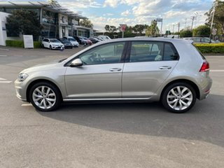 2019 Volkswagen Golf 7.5 MY20 110TSI DSG Highline Silver 7 Speed Sports Automatic Dual Clutch