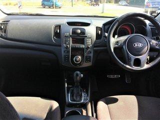 2010 Kia Cerato TD MY11 SLi Silver 6 Speed Automatic Hatchback