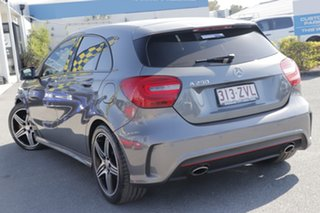 2014 Mercedes-Benz A-Class W176 A250 D-CT Sport Mountain Grey 7 Speed Sports Automatic Dual Clutch.