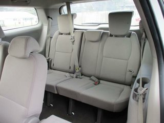 2018 Kia Carnival YP Turbo S White Automatic Wagon