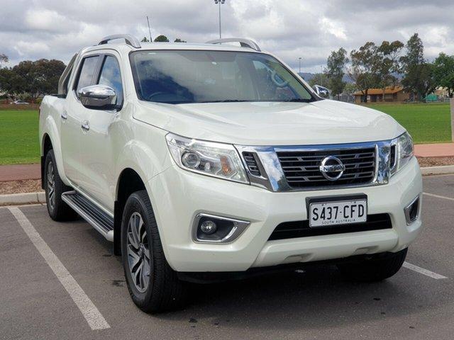 Used Nissan Navara D23 S2 ST-X, 2017 Nissan Navara D23 S2 ST-X White 7 Speed Sports Automatic Utility