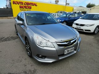 2010 Subaru Liberty 2.5I Silver 6 Speed Constant Variable Sedan.