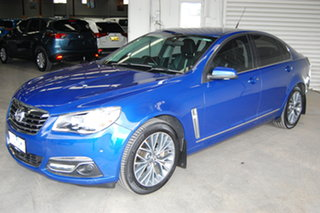 2017 Holden Calais VF II MY17 Blue 6 Speed Sports Automatic Sedan