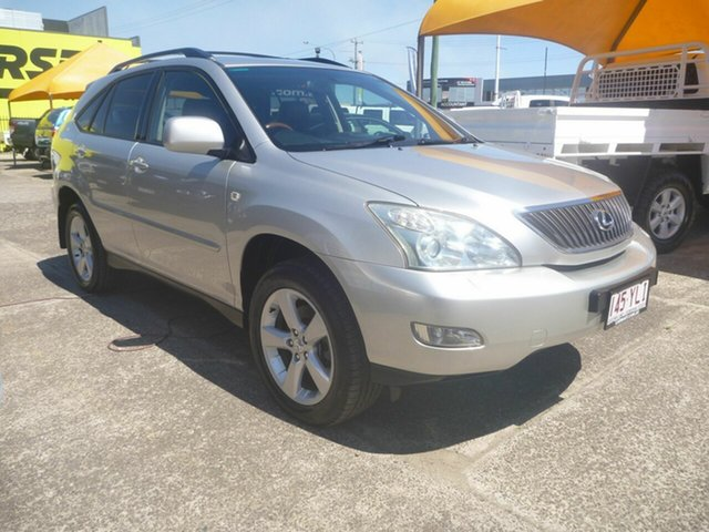 Used Lexus RX GSU35R RX350 Sports Luxury, 2006 Lexus RX GSU35R RX350 Sports Luxury Silver 5 Speed Sports Automatic Wagon