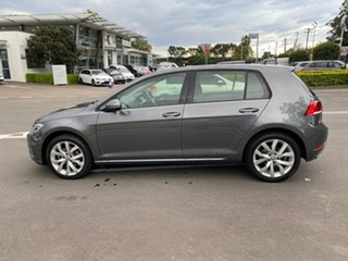 2019 Volkswagen Golf 7.5 MY20 110TSI DSG Highline Grey 7 Speed Sports Automatic Dual Clutch