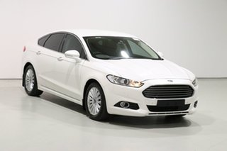 2016 Ford Mondeo MD Trend White 6 Speed Automatic Hatchback
