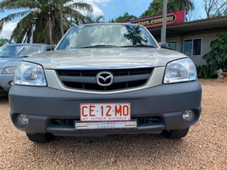 2004 Mazda Tribute MY2004 Classic Gold 4 Speed Automatic Wagon