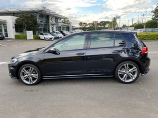 2019 Volkswagen Golf 7.5 MY19.5 110TSI DSG Highline Black 7 Speed Sports Automatic Dual Clutch