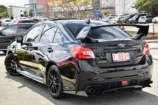 2017 Subaru WRX V1 MY17 STI AWD Premium Crystal Black 6 Speed Manual Sedan.