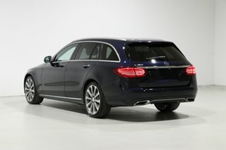 2015 Mercedes-Benz C250 205 MY16 Blue 7 Speed Automatic Wagon