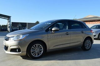 2011 Citroen C4 B7 e-HDi EGS Seduction Gold 6 Speed Sports Automatic Single Clutch Hatchback