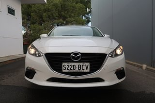 2014 Mazda 3 BM5276 Maxx SKYACTIV-MT White 6 Speed Manual Sedan