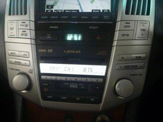2006 Lexus RX GSU35R RX350 Sports Luxury Silver 5 Speed Sports Automatic Wagon